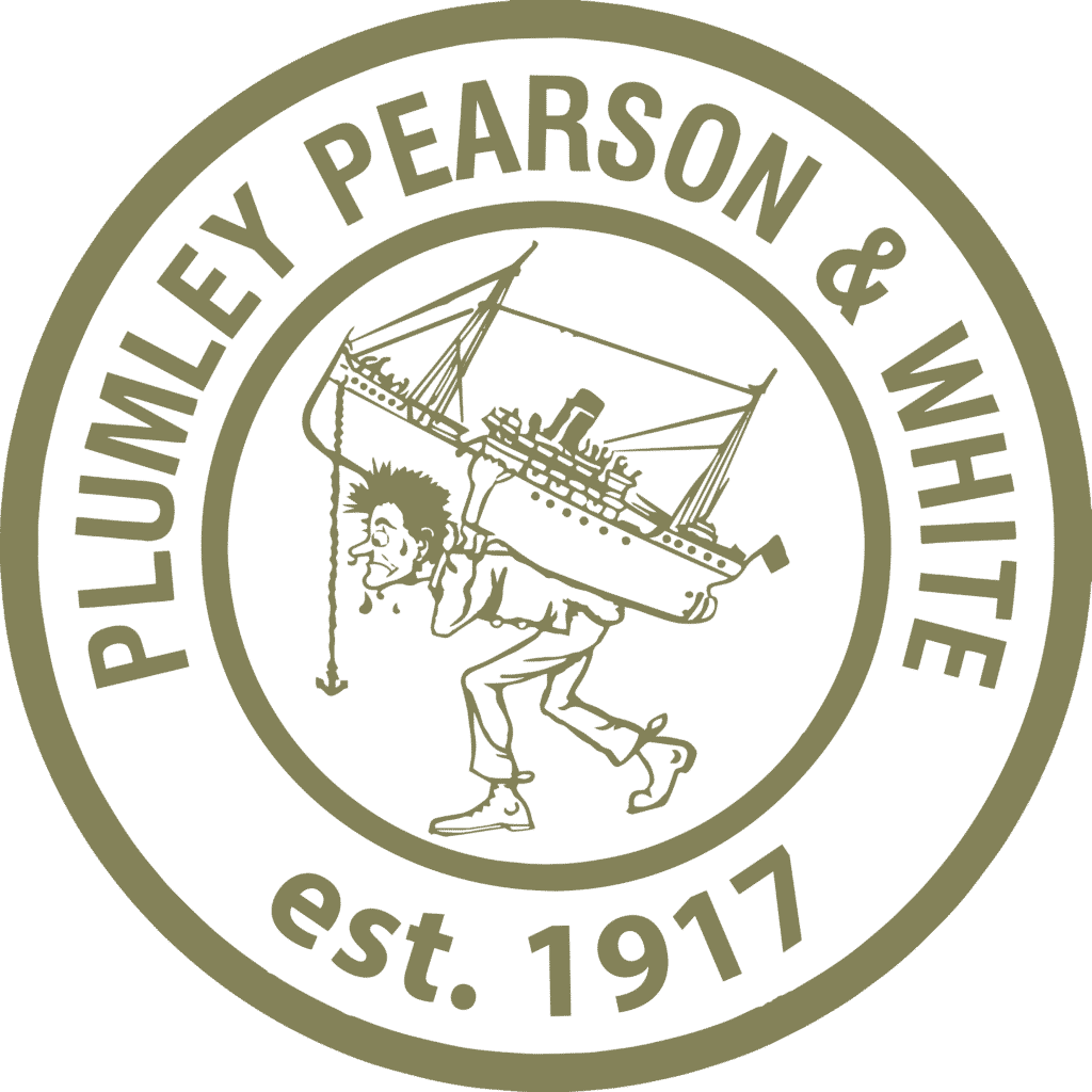 Plumley Pearson & White Established 1917