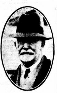 Captain R. Douglas Taylor